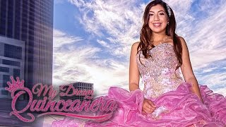 My Dream Quinceañera - Giselle Ep. 7 - The Fabulous Quince Girl and her Dancing Damas