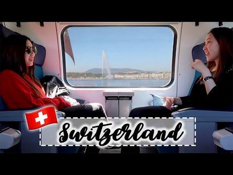 Arriving in Geneva & Exploring Bern | SWITZERLAND VLOG