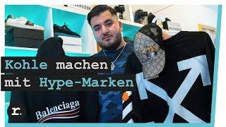 Hypebeast-Trend: 25.000 Euro im Kleiderschrank