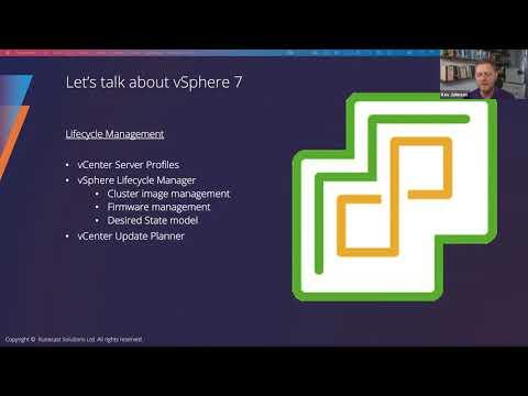 Download vSphere Upgrade? Completed it!