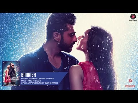 Yeh Mosam Ki Barish Ka Pani   Half Girlfriend   ful  l hd   song new