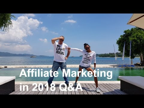 Live Q&A With Jono – Affiliate Marketing in 2018