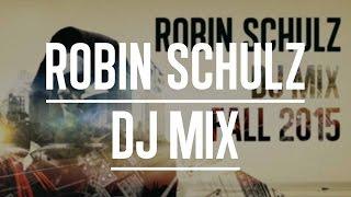 """Robin Schulz - DJ Mix """"Fall 2015"""""""