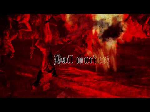 Dark Funeral - Hail Murder! (lyrics video - fan made)