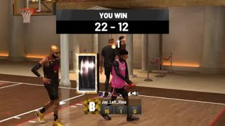 NBA 2K19 COMP STAGE GAMEPLAY ROAD TO 1 MILLION VC PT.2