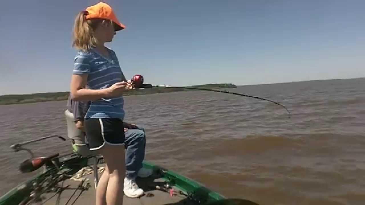 East Texas Lake Wright Patman Sulphur River White Bass 5