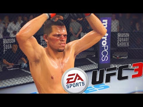 EA Sports UFC 3 Beta Gameplay Stream! Slam Knockouts, Submissions, and More!