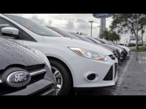 ford issues massive recall over steering problem youtube rh youtube com