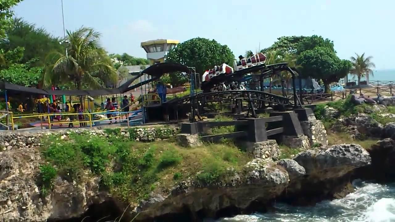 Wbl Wisata Bahari Lamongan Roller Coaster