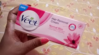 Veet Hair Removal Cream Review in Hindi Cream for Normal Skin Remove Unwanted Hair
