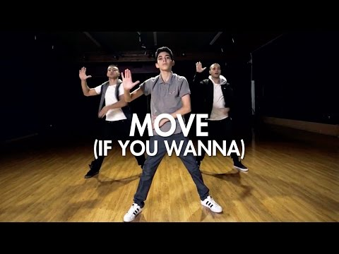 MIMS - Move (If You Wanna) (Dance Video) | Mihran Kirakosian Choreography