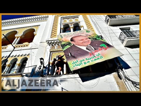 🇩🇿 Amid protests, Algeria's Bouteflika vows to run for last time | Al Jazeera English