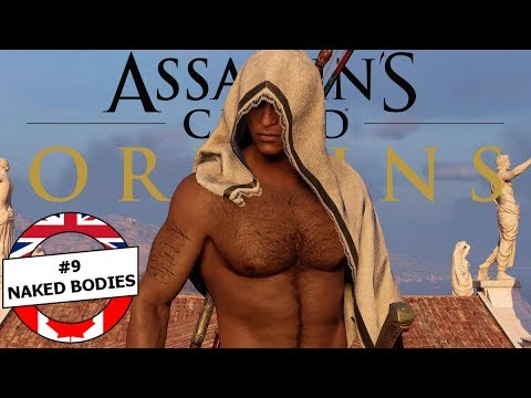 Naked Bodies - Assassins Creed Origins #9 - YouTube