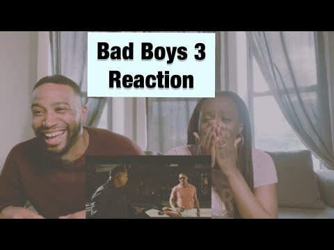 Bad Boys 3 Movie Trailer Reaction! 2020