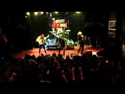 The Faceless - Live at Whisky a Go Go 12/9/2015