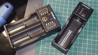 Универсальное зарядное устройство LiitoKala Lii-202 обзор и тесты. Сравнения с Lii-500 и Lii 100