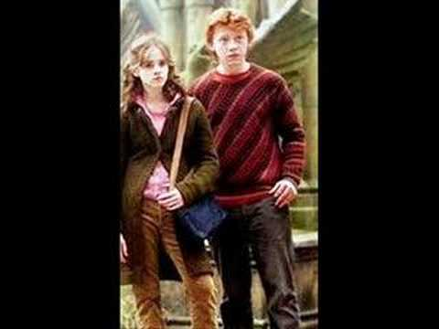 And ron granger love story weasley hermione 7 Reasons