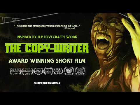 The Copy Writer - Lovecraftian Short Horror Film