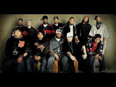 Eminem, D12 -  Rap Game ft. 50 Cent (Dirty)