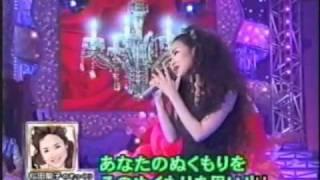 松田聖子のものまねタレント 岡田聖子さん.