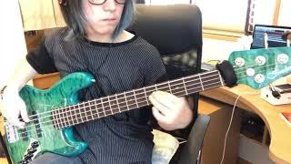 【SILENT SIREN】天下一品のテーマ【bass弾いてみた】