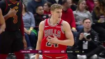 Lauri Markkanen Full Play vs Cleveland Cavaliers | 03/10/20 | Smart Highlights