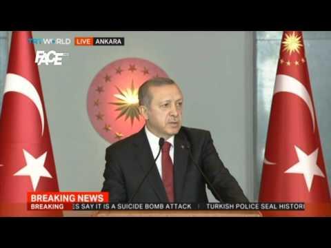 Izvršen teroristički napad na Istanbul