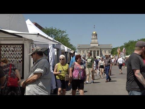 Iowa City Update: 2017 Iowa Arts Festival