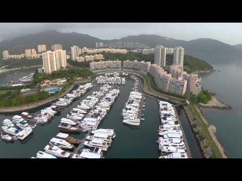The Marina Club, Discovery Bay, Hong Kong