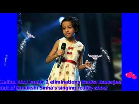 Indian Idol Junior 2 eliminations Ranita Banerjee out of Sonakshi Sinha's singing reality show
