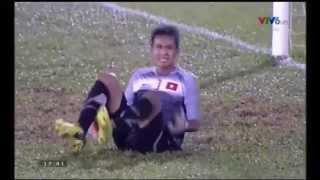 U21 Vietnam vs U21 Singapore - penalties