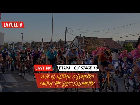Last Kilometer - Stage 10 | La Vuelta 20