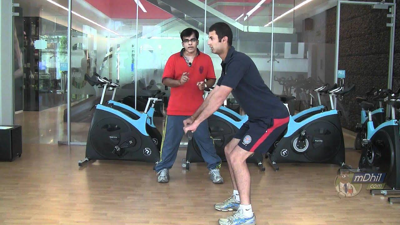 Cricket Fitness Tips: Best Cricket Training Exercises - YouTube