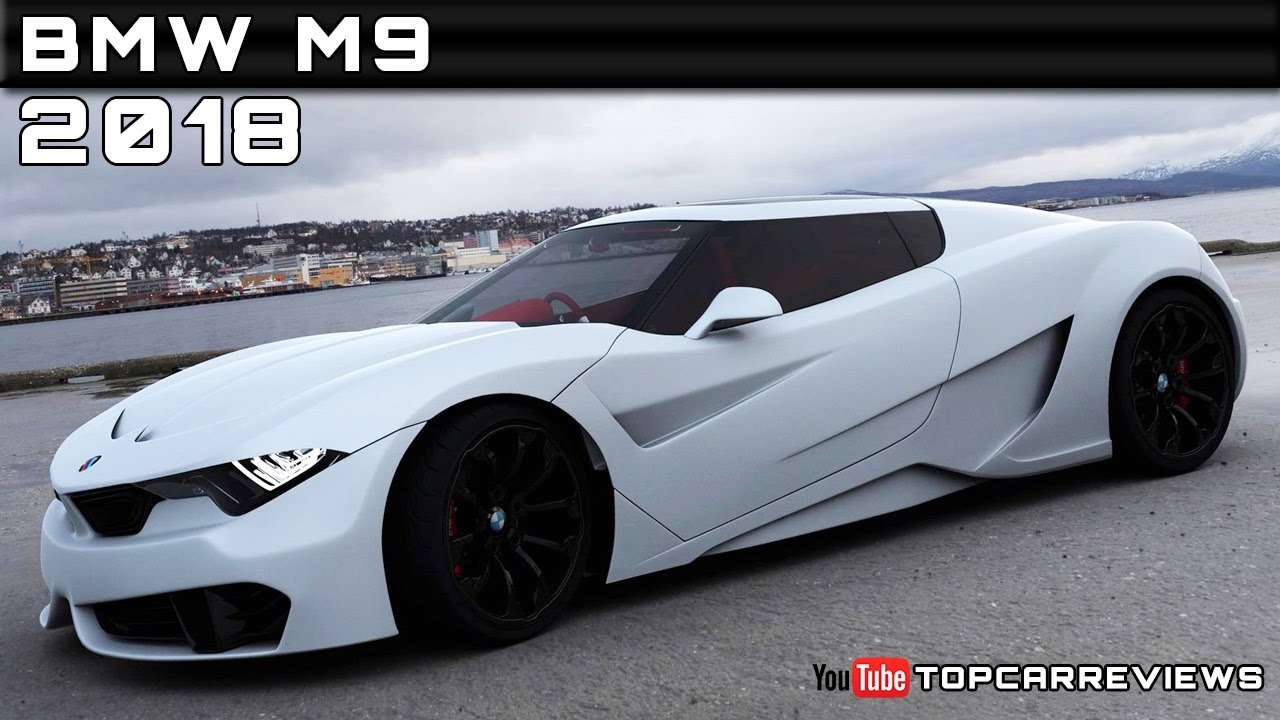 Bmw M9 Concept >> 2018 Bmw M9 Review Rendered Price Specs Release Date Youtube