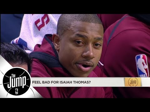 Isaiah Thomas should let his play on Lakers do the talking | The Jump | ESPN