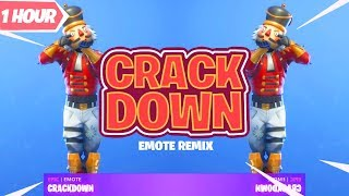 Fortnite Crackdown Emote Remix (1 HOUR)