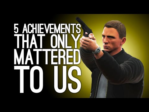 5 Achievements that Only Mattered to Us