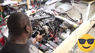 PROJECT IRON HEARTBEAT PART 6 FINAL STEPS BEFORE STARTING YOUR LS SWAP