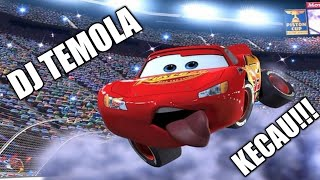 CARS 3| DJ TEMOLA (MUSIC VIDIO)