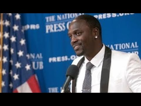 Akon on Africa: The Next Growth Frontier - The Best Documentary Ever