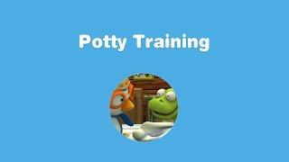 #01. Potty Training - Social & Emotional learning animation for babies and toddlers