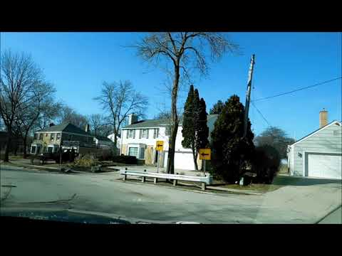 North Lake Drive To East Belle Avenue, Whitefish Bay, Wisconsin 53217