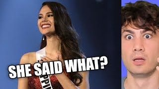 Why Philippines Is Special: Miss Universe Catriona Gray Said What?