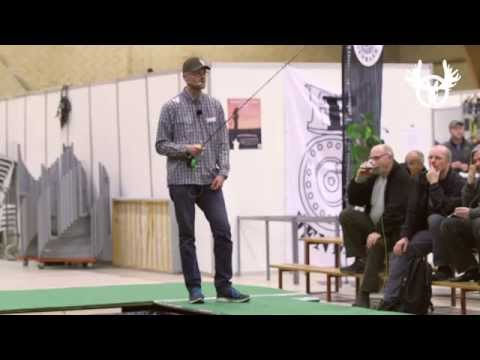Fly Festival 2015 - Ronny Lagoni Thomsen - Fluefisker demo - Outdoors.direct