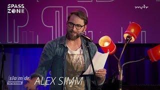 Alex Simm: Das Einhorn, das wie alle sein wollte