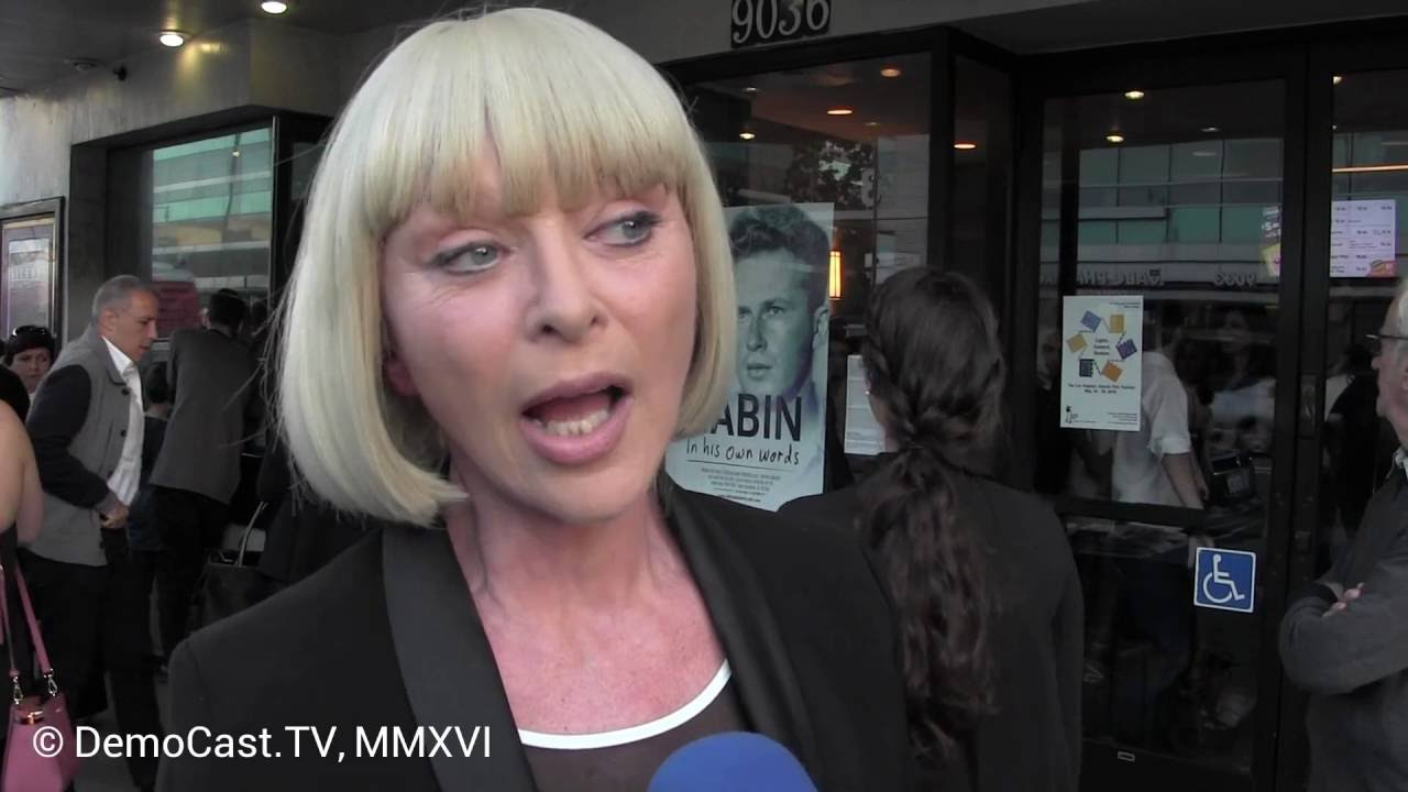 Watch Maggie Steed video