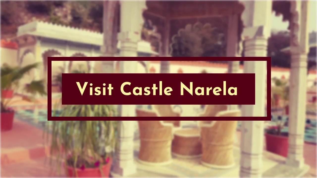 Castle Narela Hotel And Resort In Chittorgarh