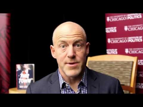 Mark Leibovich at the UChicago Institute of Politics—What Politics Means to Him