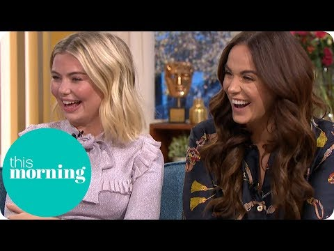 Toff and Vicky Talk I'm a Celeb Gossip | This Morning