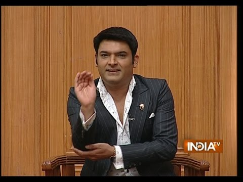 Comedy King Kapil Sharma in Aap Ki Adalat...